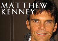 Matthew Kenney, Founder of Pure Food and Wine in NYC and Matthew Kenney Cuisine
