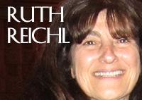 Ruth Reichl, Editor Gourmet Magazine