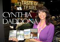 Cynthia Daddona, Culinary-Travel Television Host