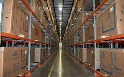 The Shippers Group Warehouse Hutchins Texas