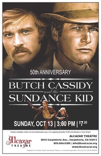 Butch Cassidy and the Sundance Kid  50th Anniversary