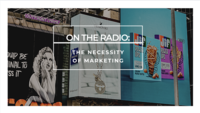 Radio: Marketing Materials are a Necessity