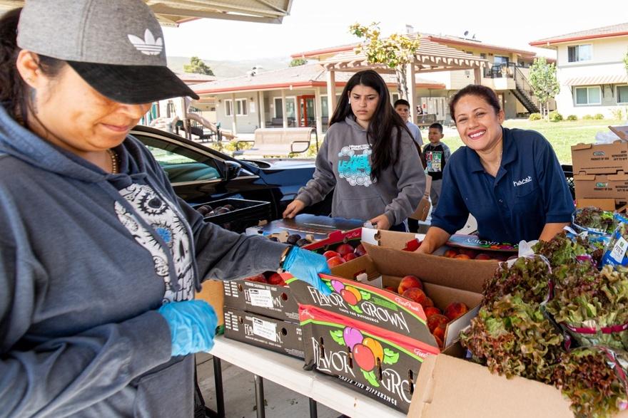Foodbank Expands Santa Barbara Distribution to Haley Street