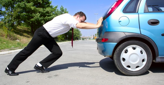 What to Do When Your Car Breaks Down