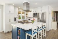Santa Barbara Transitional Kitchens-66