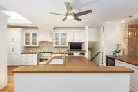 Santa Barbara Transitional Kitchens-72