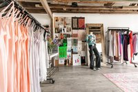 Designer Catherine Gee Opens Haley Street Boutique