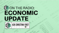 On the Radio: Economic Update