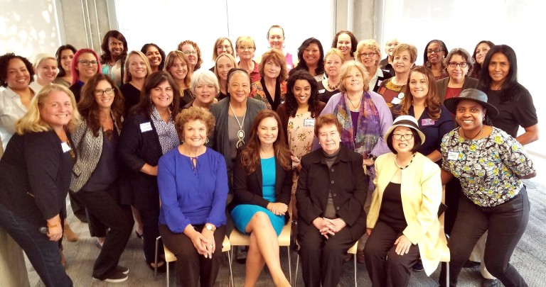 ACCW Ann.Mtg. September 23, 2017 with Former US Treasurer Rosie Rios