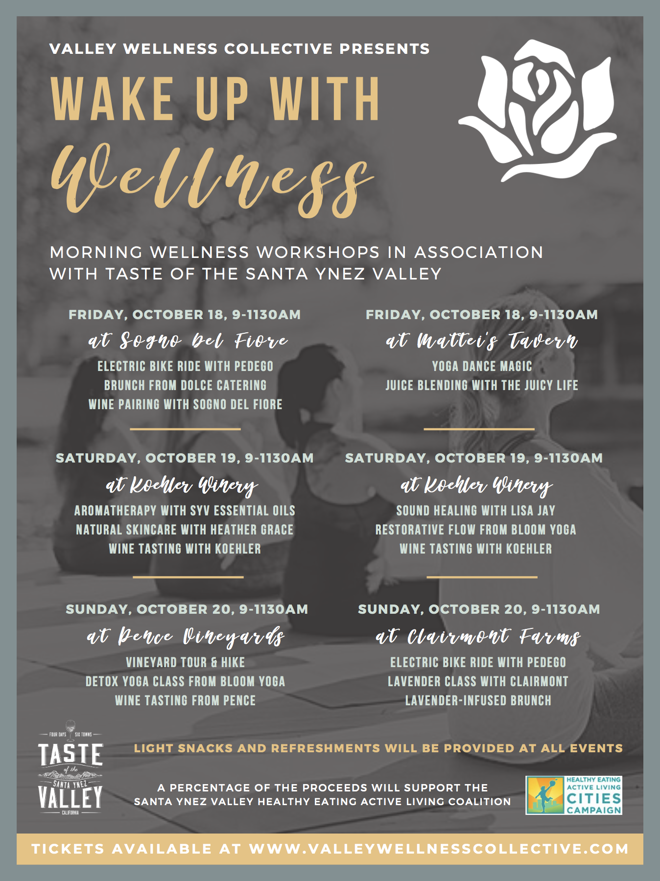 Wake Up with Wellness
