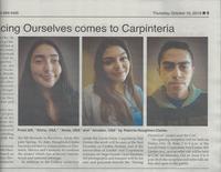 Facing Ourselves Comes to Carpinteria
