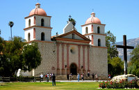 Santa Barbara Mission Docent Tours