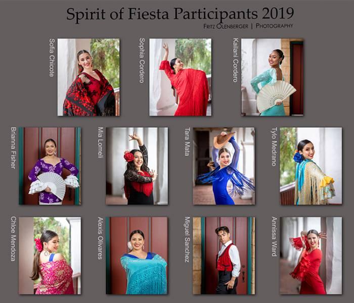 Spirit of Fiesta Auditions mark the kick off of the 2019 Old Spanish Days Fiesta Season-2