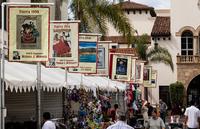 Santa Barbara Fiesta  El Mercado de la Guerra