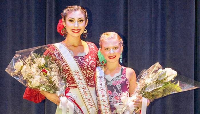 Alexis Simentales Earns Spirit of Fiesta Title, with Sarah Naretto Named Junior Spirit