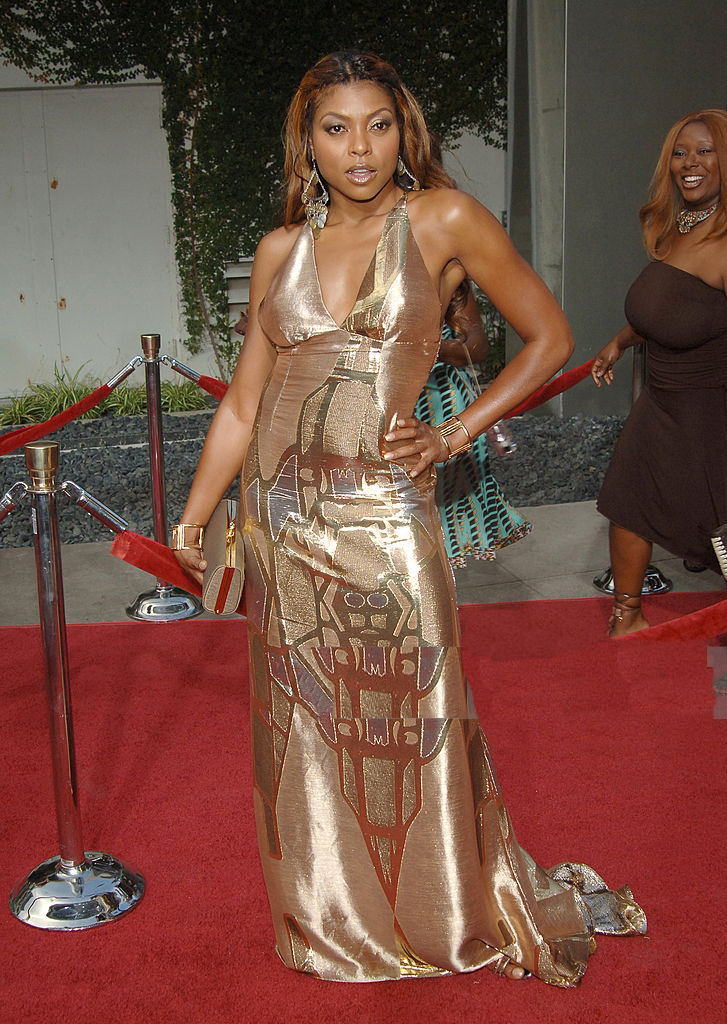 Taraji Hansen in Gold
