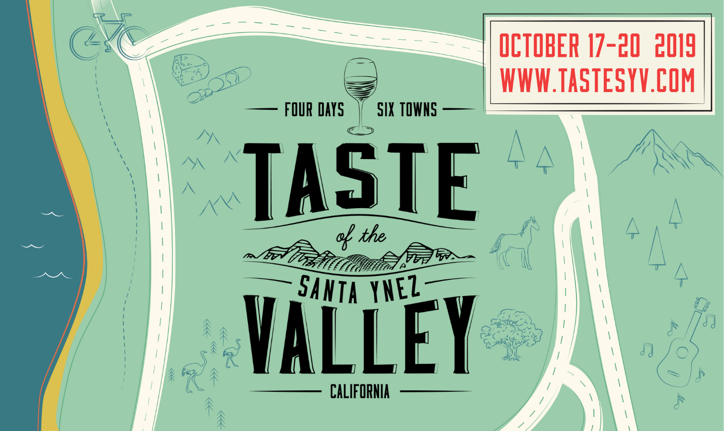 A Taste of the Santa Ynez Valley