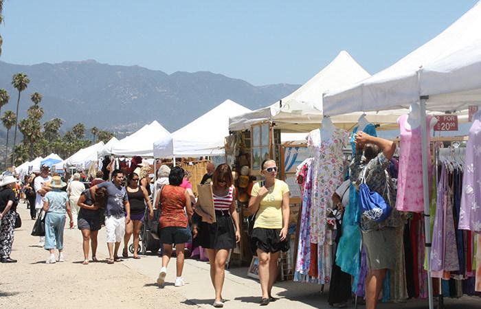 Fiesta Arts & Crafts Show/ Sat 10am–6 pm; Sun 10am–5pm