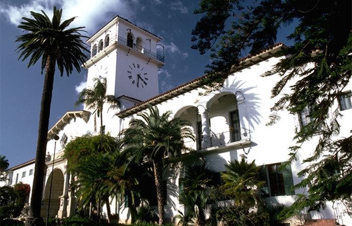 Santa Barbara County Courthouse Fiesta Tours