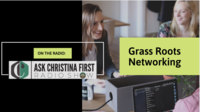 Radio -Grass Roots Networking
