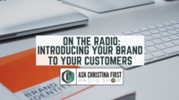 Radio: Steps to Introduce Your Brand to Your Customers