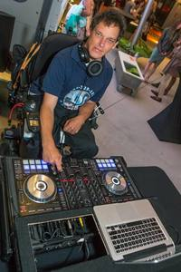 Santa Barbara DJ Thrives in Independent Employment and Interpersonal Skills