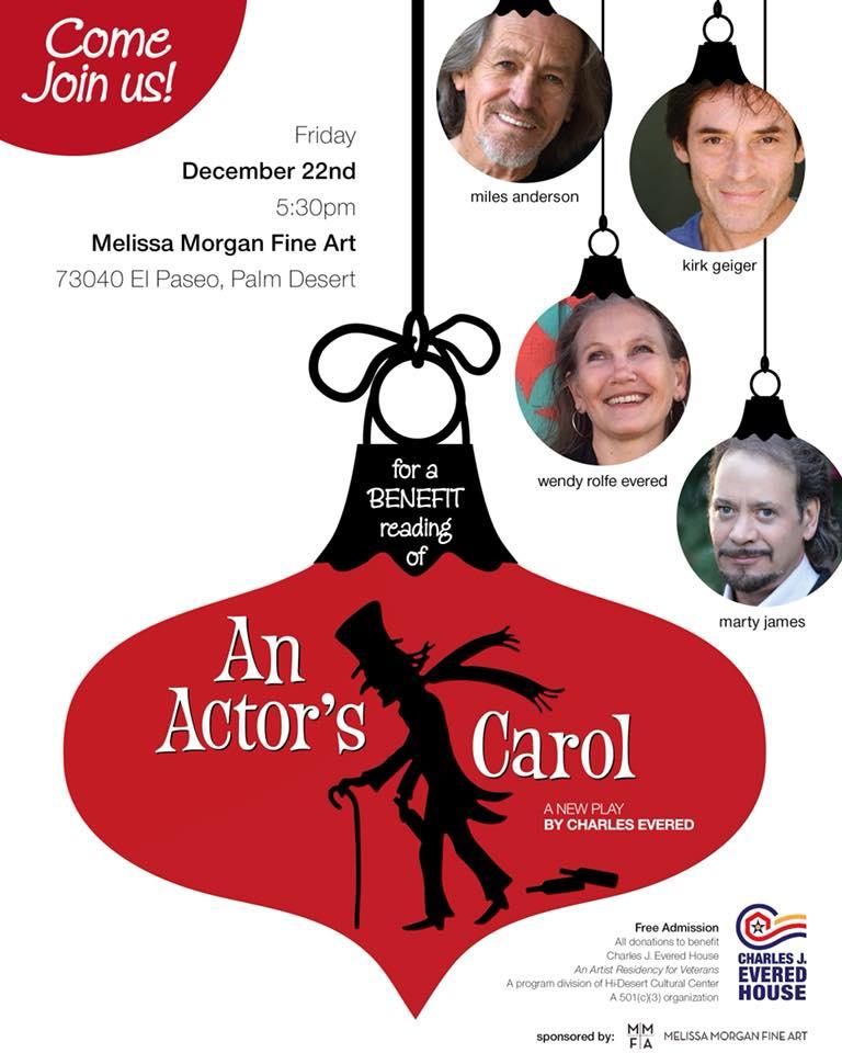 Melissa Morgan Gallery - An Actor's Carol-3