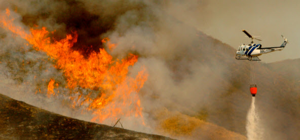 Helitender Santa Barbar County Fire Department-2