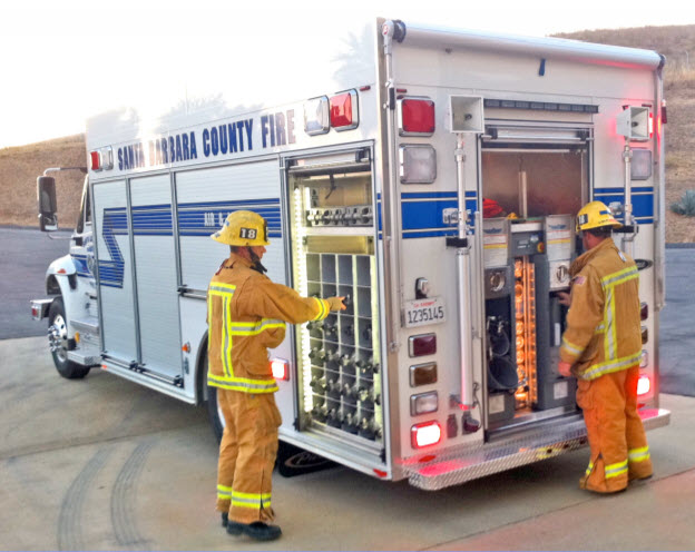 Light & Air Santa Barbara County Fire Department-2