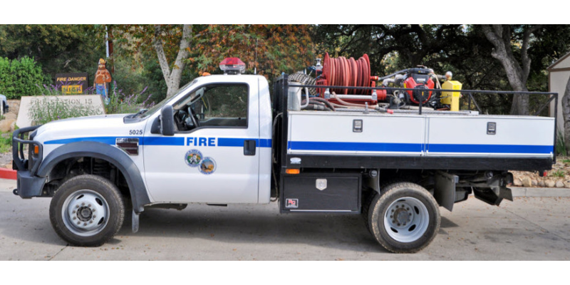 Patrol Santa Barbara County Fire Department-1