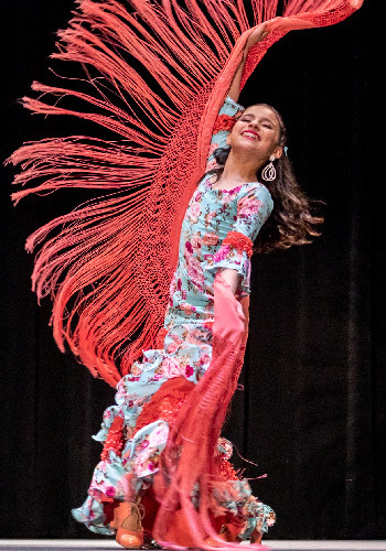 2019 Junior Spirit of Fiesta- Paloma Valenzuela