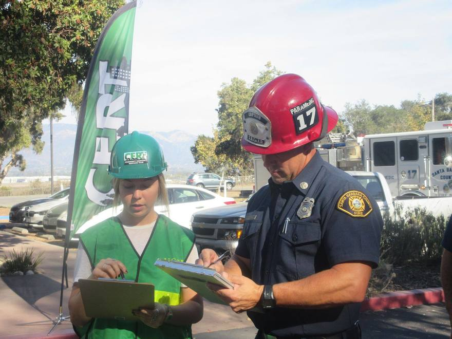 CERT Santa Barbara County Fire Department-1