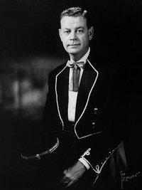 El Presidente 1948-49 John Rickard