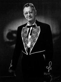 El Presidente 1957 Lloyd Monk