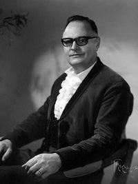 El Presidente 1967 Dom Aldecoa