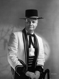 El Presidente 1968 Robert Kallman