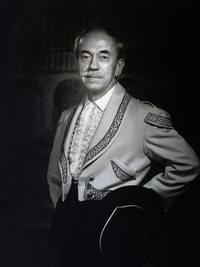 El Presidente 1972 Walter Hatfield