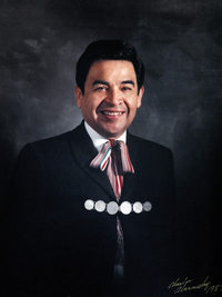 El Presidente 1987 Alberto Pizano