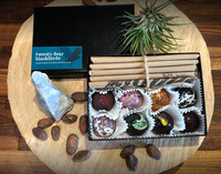 Second Saturday on Haley St. Twenty-Four Blackbirds Chocolate