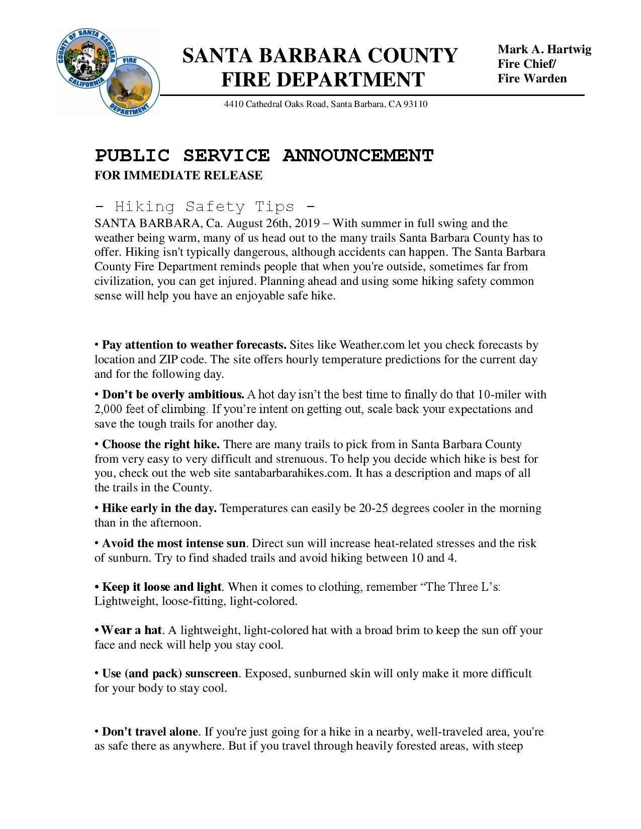 PSA Hiking Safety Tips-pg1