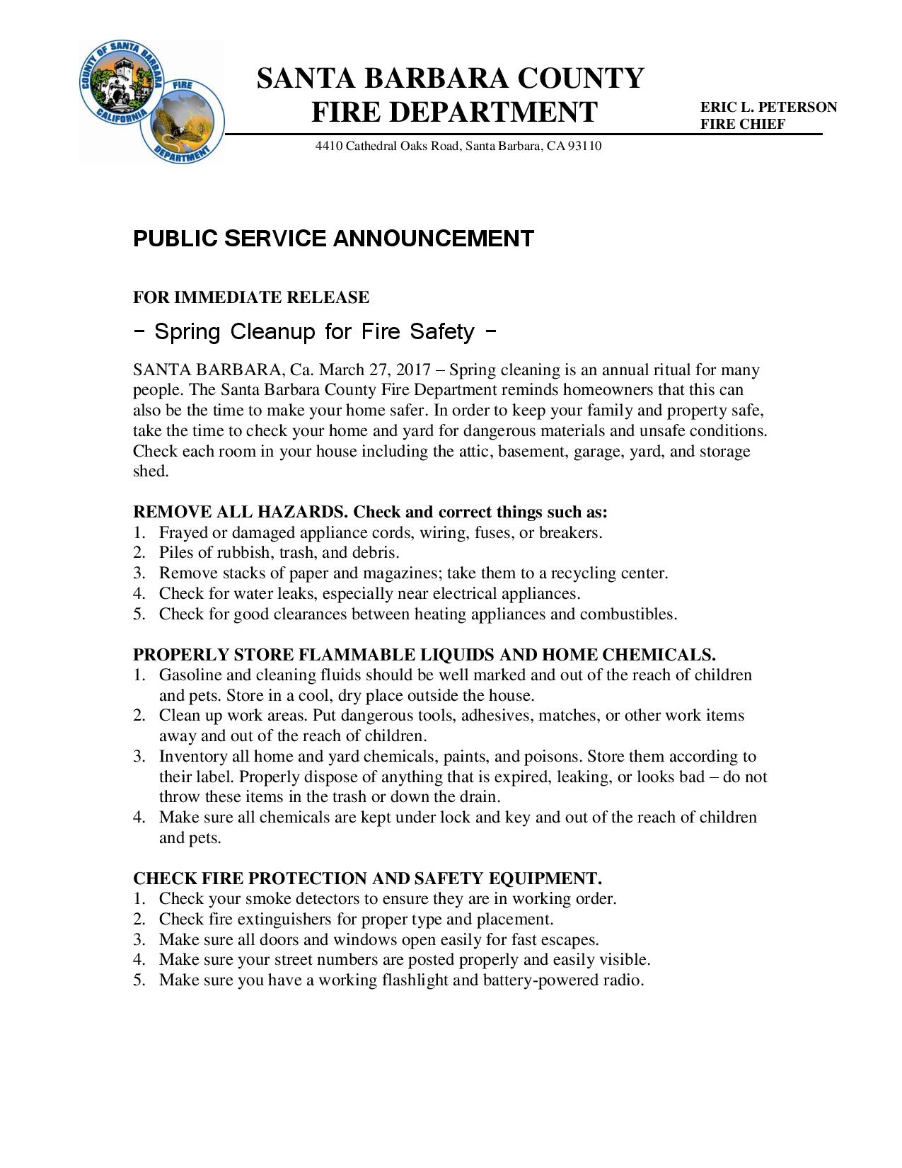 Spring Cleanup for Fire Safety-pg1