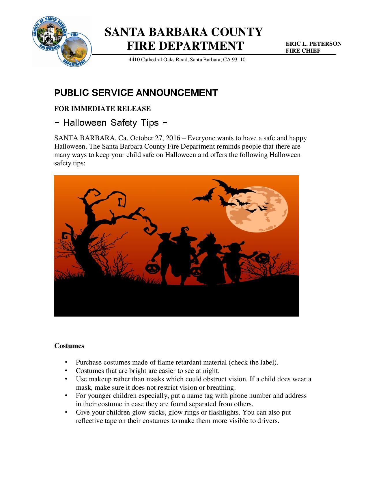 PSA Halloween Safety-pg1