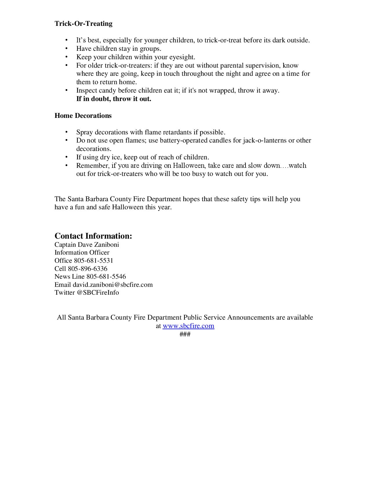 PSA Halloween Safety-pg2