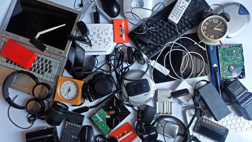 E-Waste Drop-Off