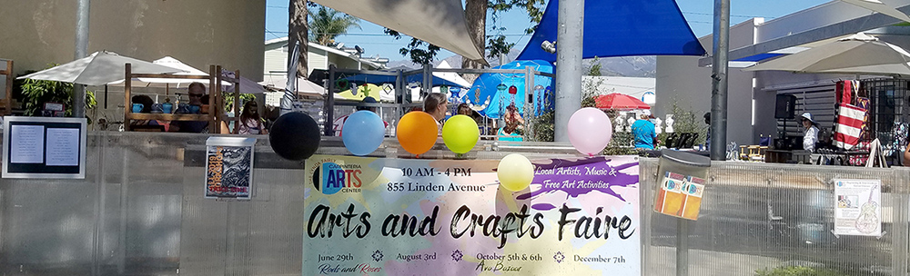 2019 Arts and Craft Banner