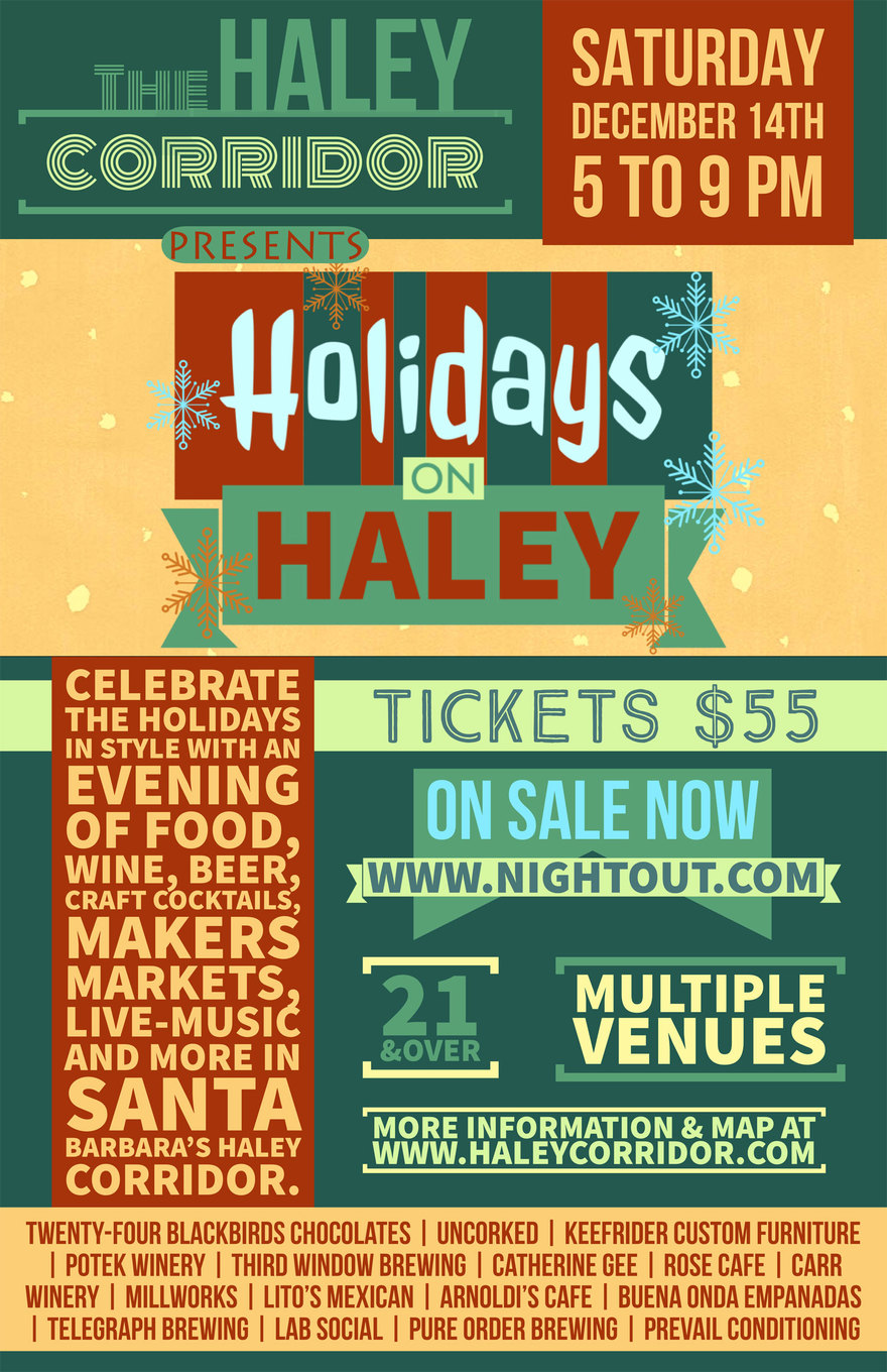 Holiday On Haley