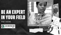 Be An Expert In Your Field & Stop Hiding