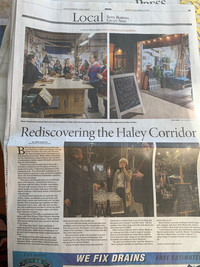 Haley-Corridor-2019-Holiday-Walk-News-Press