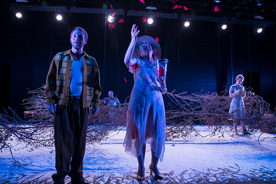 Lit Moon Theatre Company Glass Menagerie