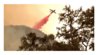 Dropping Fire Retardant